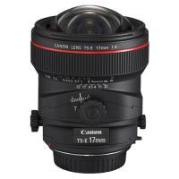 Canon TS-E 17mm f/4L Objetivo Gran Angular