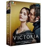 Victoria  Temporada 1 y 2 - Blu-Ray