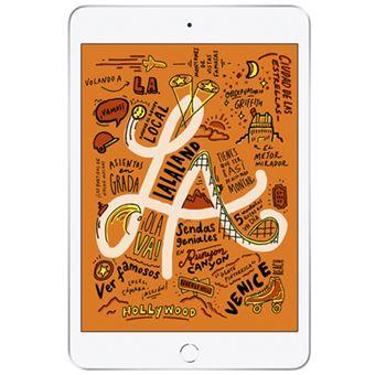 Apple iPad Mini 5 256GB WiFi+Cellular Plata