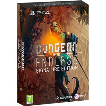 Dungeon of the Endless Signature Edition PS4