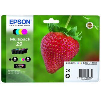Epson Tinta T29 Pack (MCYK)