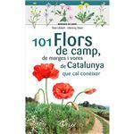101 flors de camp de marges i vores