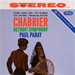 Chabrier - Overtures - Vinilo