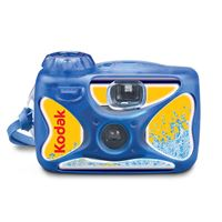Cámara sumergible desechable Kodak Sport