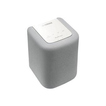Altavoz multiroom Wi-Fi Yamaha WX-010 blanco