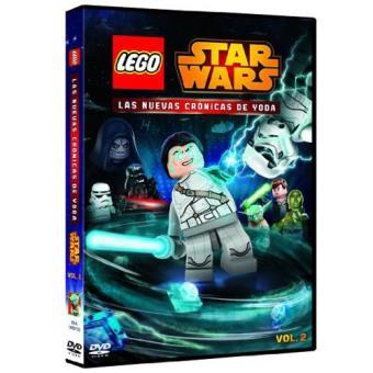 LEGO Star Wars: Las nuevas crónicas de Yoda Vol. 2 - DVD