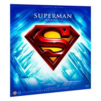 Pack Superman - Ed Limitada Vinilo - Blu-Ray
