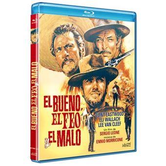 El bueno, el feo y el malo - Blu-Ray