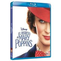 El regreso de Mary Poppins - Blu-Ray