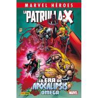 Marvel: Patrulla X: Era de Apocalipsis