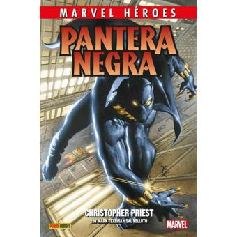 Marvel Héroes. Pantera Negra de Christopher Priest 1