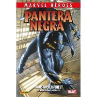 Marvel Héroes. Pantera Negra de Christopher Priest 1