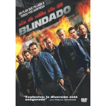 Blindado - DVD