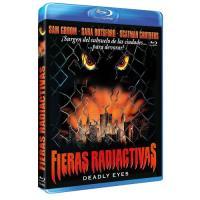 Fieras radiactivas - Blu-Ray