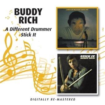 Different Drummer Stick It - 2 CDs