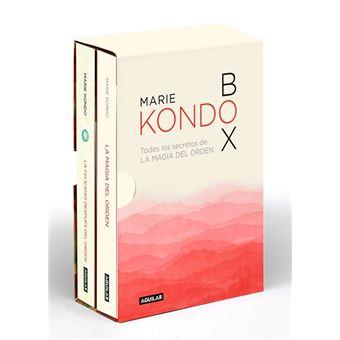Todos los secretos del método KonMari - edición box: La magia del orden   La felicidad después del orden