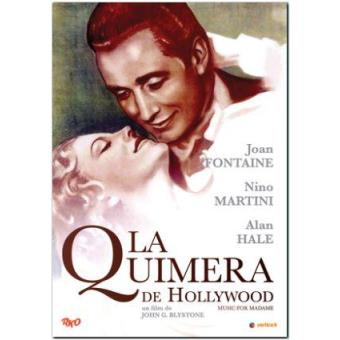 La quimera de Hollywood - DVD