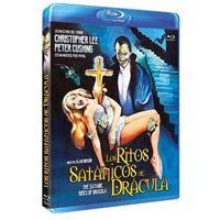 Los ritos satánicos de Drácula - Blu-Ray