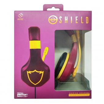 Headset gaming FR-TEC Shield para Nintendo Switch