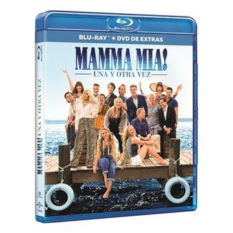 Mamma mia! Una y otra vez - Blu-Ray - DVD Extras