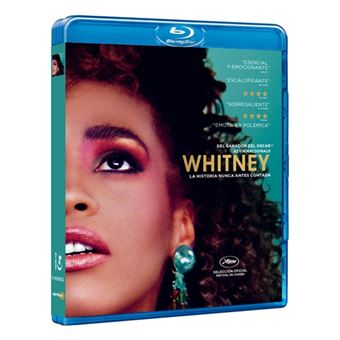 Whitney - Blu-Ray
