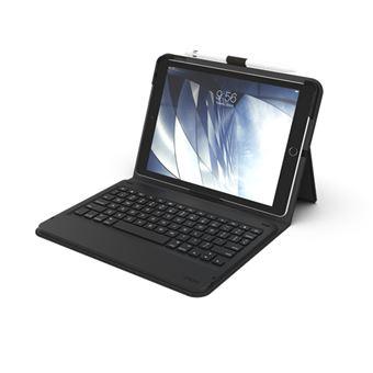 "Funda con teclado Zagg Messenger Folio Negro para iPad Pro 10.5""/iPad 10.2""/iPad Air 3"