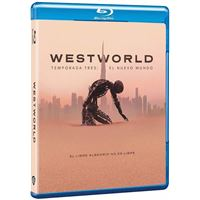 Westworld  Temporada 3 - Blu-ray