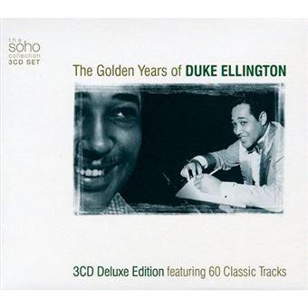 The Golden Years of Duke Ellington - 3 CD