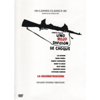 Uno Rojo: División de choque - DVD