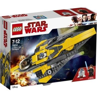 LEGO Star Wars Caza estelar Jedi de Anakin