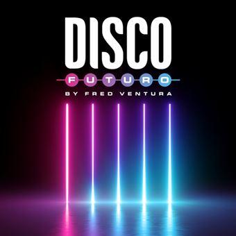 Disco futuro by Fred Ventura - 2 CD