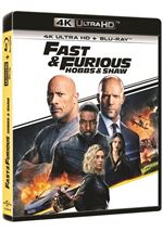 A todo gas - Fast and Furious: Hobbs and Shaw - UHD + Blu-Ray