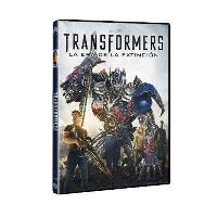 Transformers 4: La era de la extinción - DVD