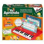 Yo aprendo a tocar el piano Diset