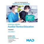 Auxiliar tecnico educativo castilla