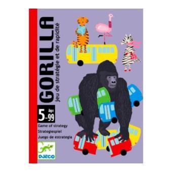 Cartas Djeco Gorila
