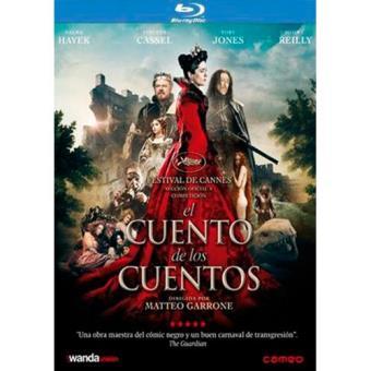 El cuento de los cuentos - Blu-Ray