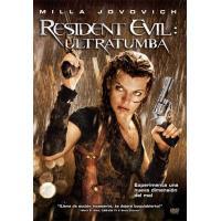 Resident Evil 4: Ultratumba - DVD