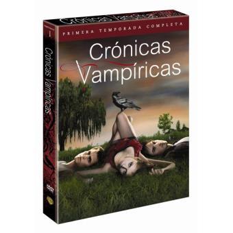 Crónicas VampíricasCrónicas vampíricas  Temporada 1 - DVD
