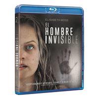 El hombre invisible - Blu-ray
