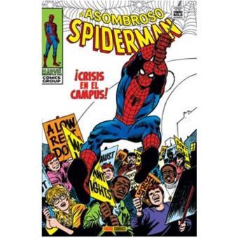 El asombroso Spiderman. ¡Crisis en el campus!