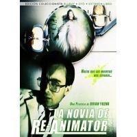La novia de Re-Animator - Blu-Ray + DVD + Libro
