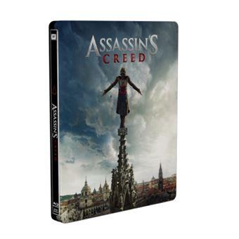 Assassin's Creed - Steelbook Blu-Ray
