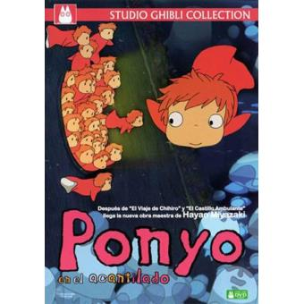 Ponyo en el acantilado - DVD