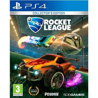 Rocket League Edición Coleccionista PS4