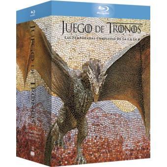 Juego de tronos- Temporadas 1-6 - Blu-Ray