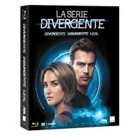Pack La serie Divergente - Blu-Ray
