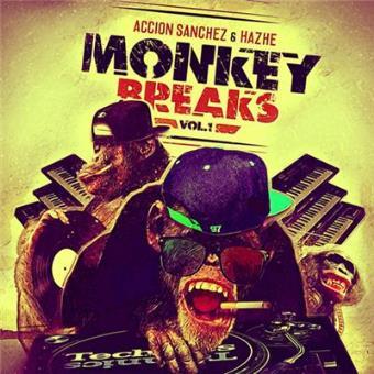 Monkey breaks Vol. 1 - Vinilo