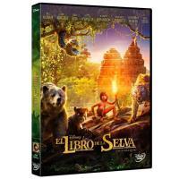 El libro de la selva (2016)  - DVD