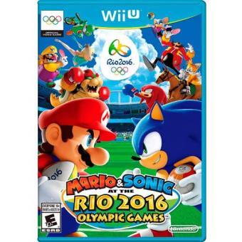 Mario & Sonic en los Juegos Olímpicos: Rio 2016  Wii U